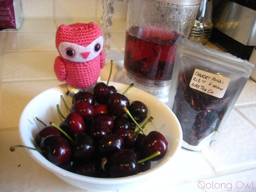 Pondi Cherry from New Mexico Tea Company - Oolong Owl Tea Review (4)