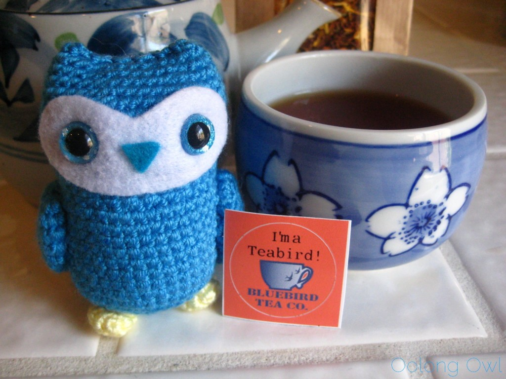 Rhubarb Custard from Bluebird Tea Co - Oolong Owl Tea Review (13)