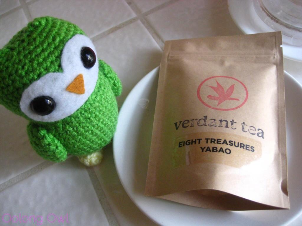 Eight Treasures Yabao from Verdant Teas - Oolong Owl tea review (1)