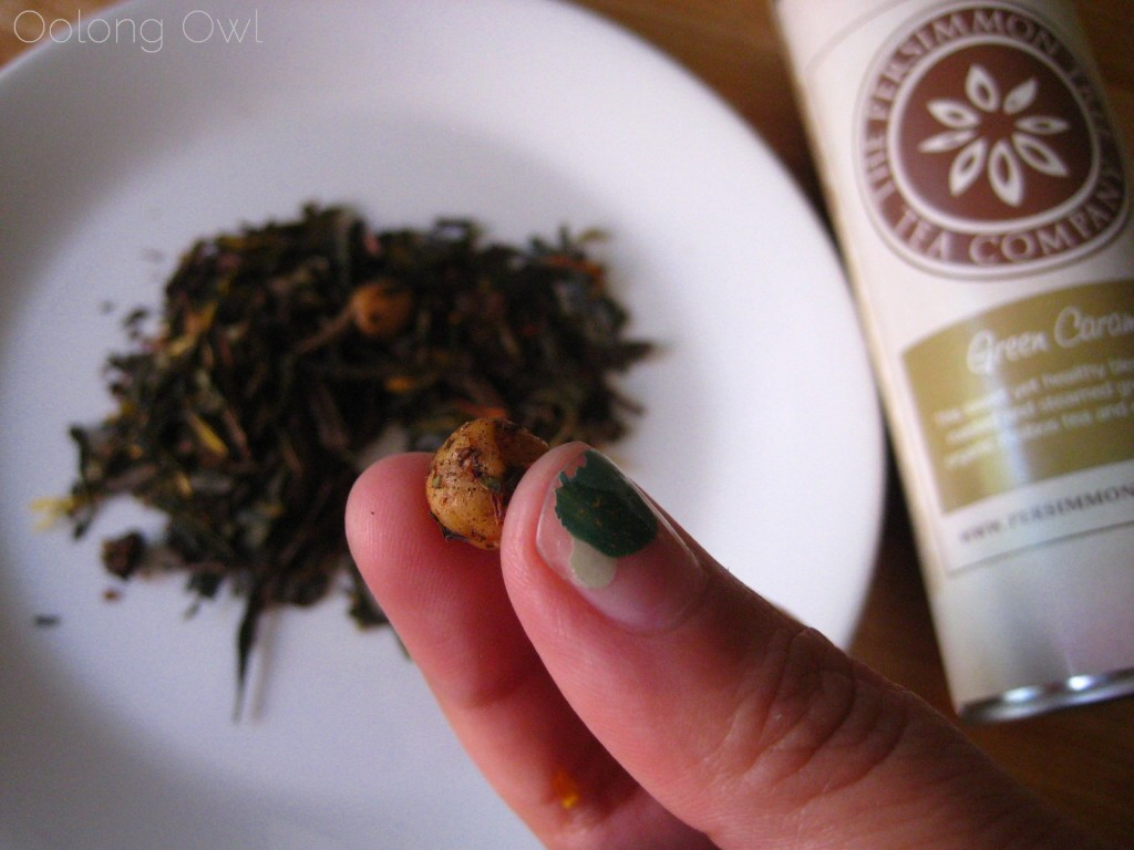 Green Caramel from The Persimmon Tree - Oolong Owl Tea Review (3)