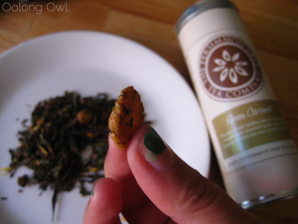 Green Caramel from The Persimmon Tree - Oolong Owl Tea Review (4)