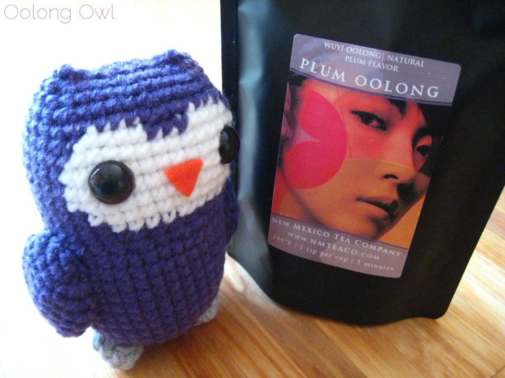 Plum Oolong from New Mexico Tea Company - Oolong Owl Tea Review (1)