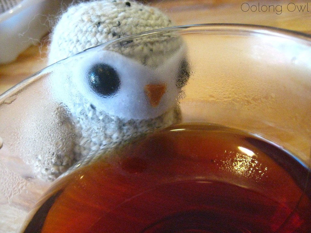 Sweet Roasted Chestnuts Flavored Black tea from Creha Tea and Yunomi - Oolong Owl Tea Review (11)