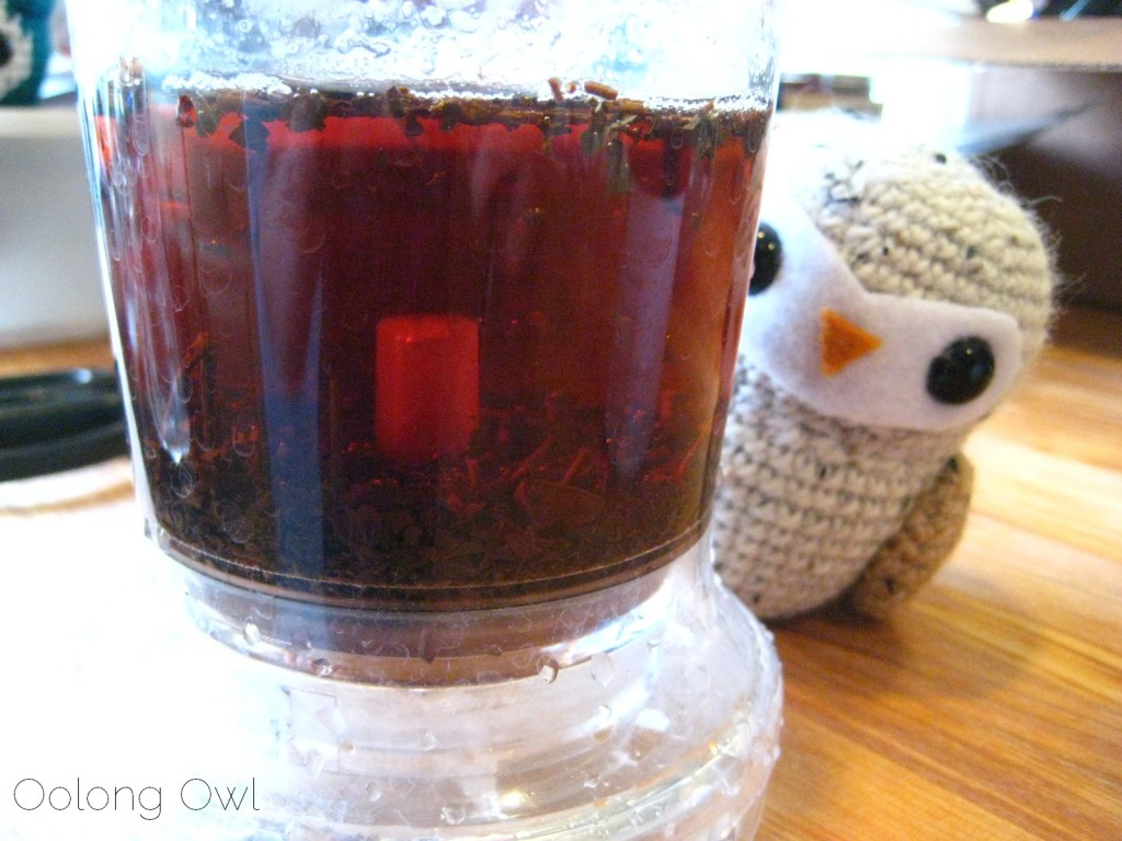 Sweet Roasted Chestnuts Flavored Black tea from Creha Tea and Yunomi - Oolong Owl Tea Review (9)