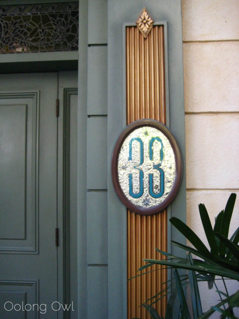 Oolong Owl at Disneyland Club 33 (1)