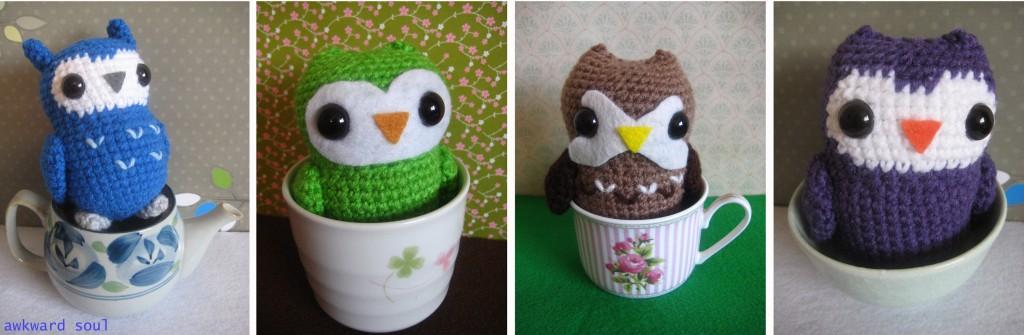 Owl Amigurumi Crochet pattern by awkward soul designs (2) - Copy
