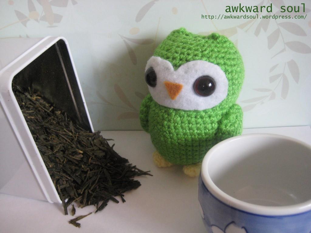 Owl Amigurumi Crochet pattern by awkward soul designs (4)