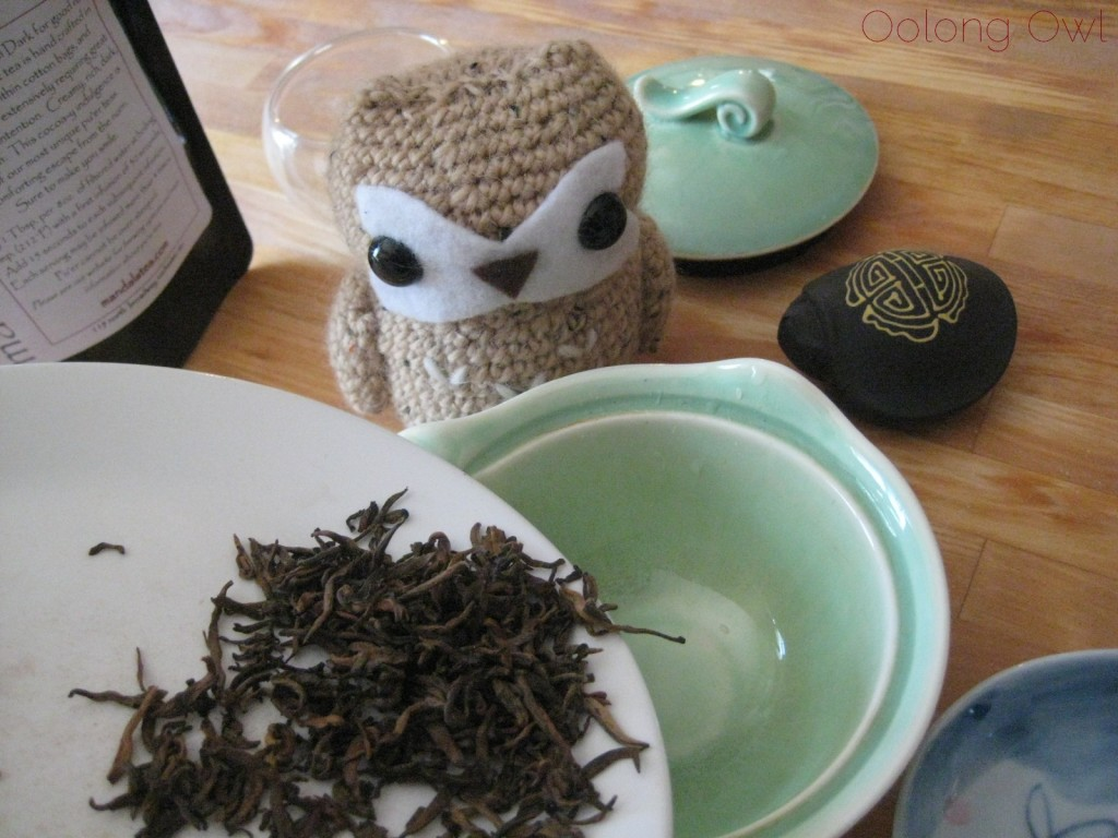 Special Dark Ripe Loose Leaf Pu er 2006 from Mandala Tea - Oolong Owl Tea Review (3)