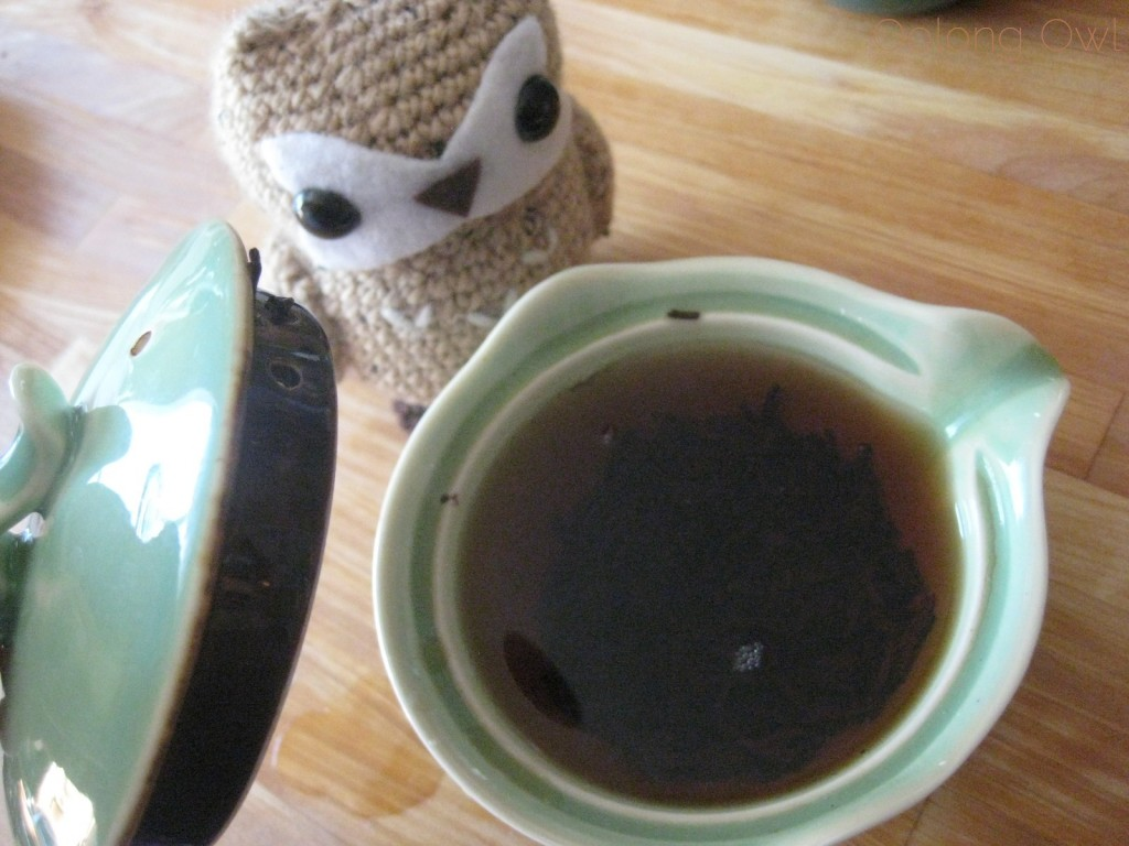 Special Dark Ripe Loose Leaf Pu er 2006 from Mandala Tea - Oolong Owl Tea Review (9)
