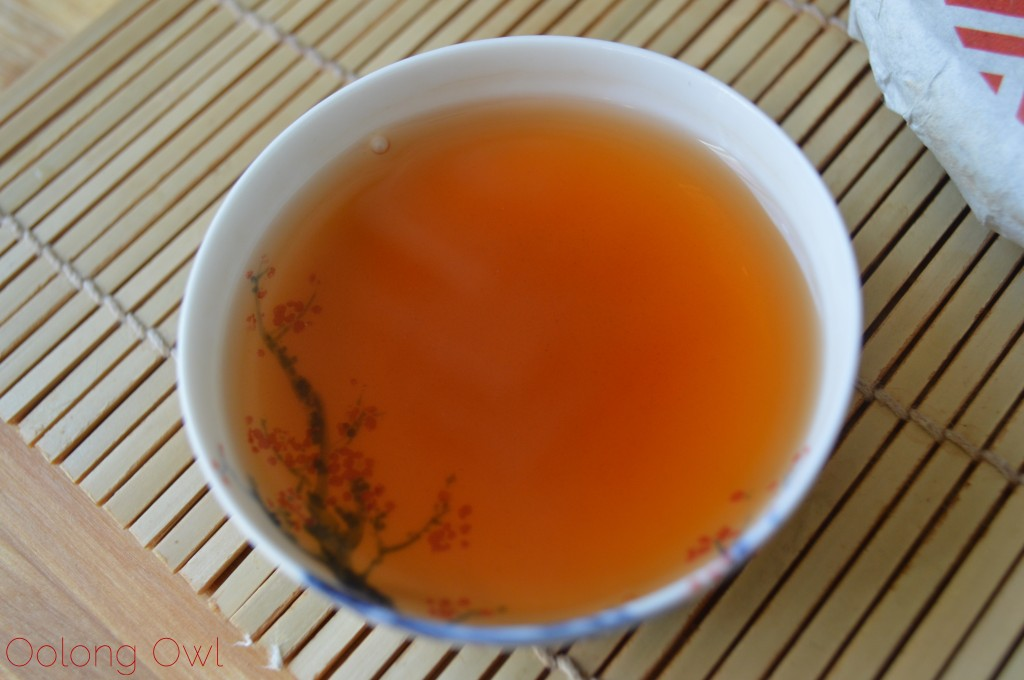 2012 Dragon of Jing Mai pu er from Yunnan Sourcing - Oolong Owl Tea Review (9)