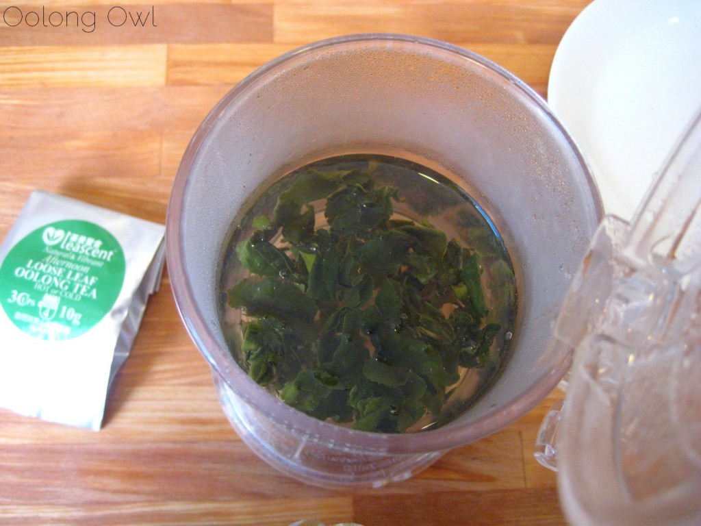 Afternoon Loose Leaf Oolong from teascent - Oolong Owl Tea Review (5)