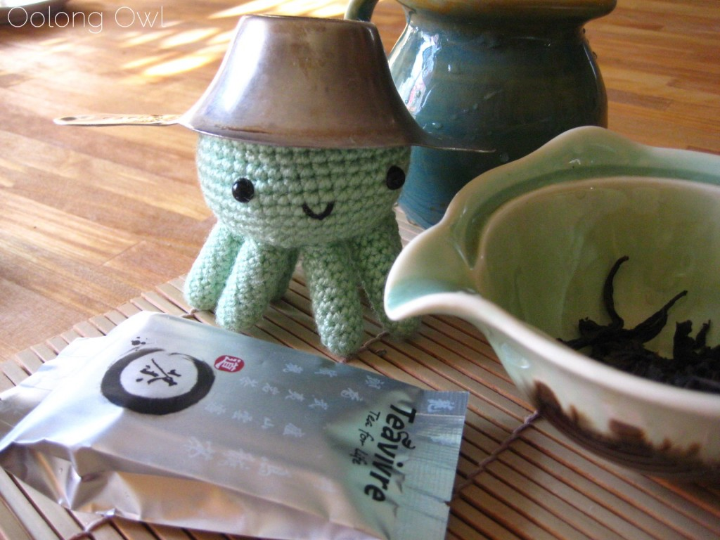 Da Hong Pao Big Red Robe Oolong from Teavivre - Oolong Owl Tea Review (5)