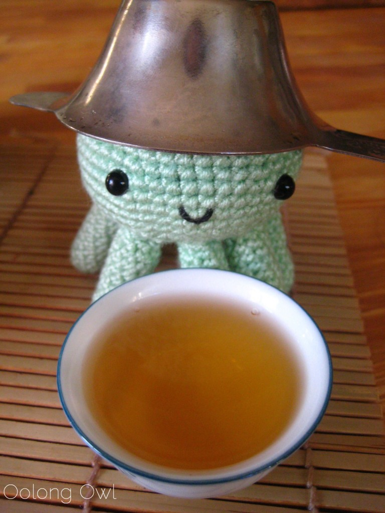 Da Hong Pao Big Red Robe Oolong from Teavivre - Oolong Owl Tea Review (7)