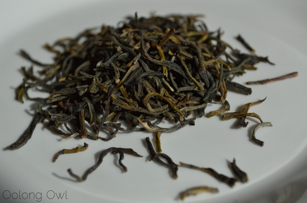 Idulgashinna Ceylon Green Tea from Single Origin Teas - Oolong Owl Tea Review (3)