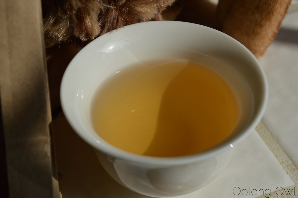 Idulgashinna Ceylon Green Tea from Single Origin Teas - Oolong Owl Tea Review (5)
