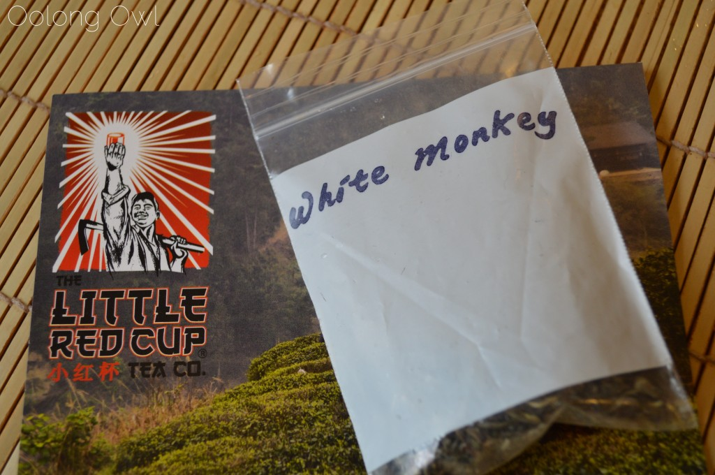 White Monkey Tea from Little Red Cup Tea CO - Oolong Owl Tea Review (2)