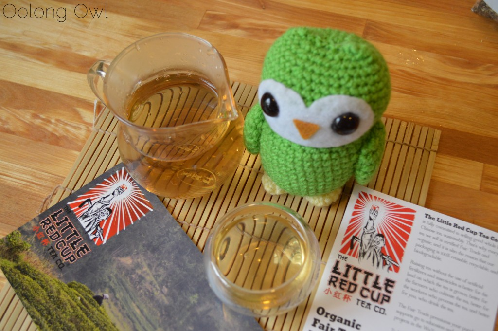 White Monkey Tea from Little Red Cup Tea CO - Oolong Owl Tea Review (3)