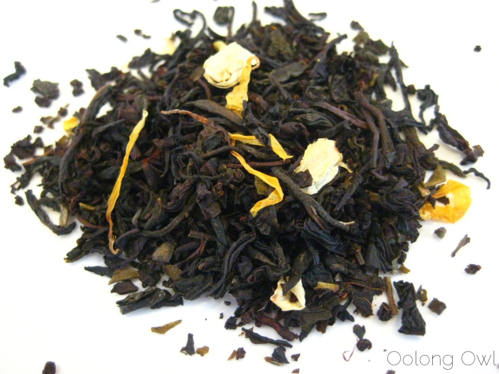 Black Jasmine Cream Tea