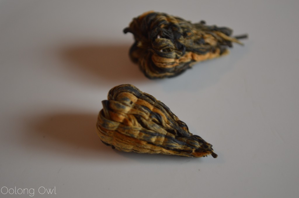 Flowering Cones Black Tea from mandala tea - Oolong Owl Tea Review (1)