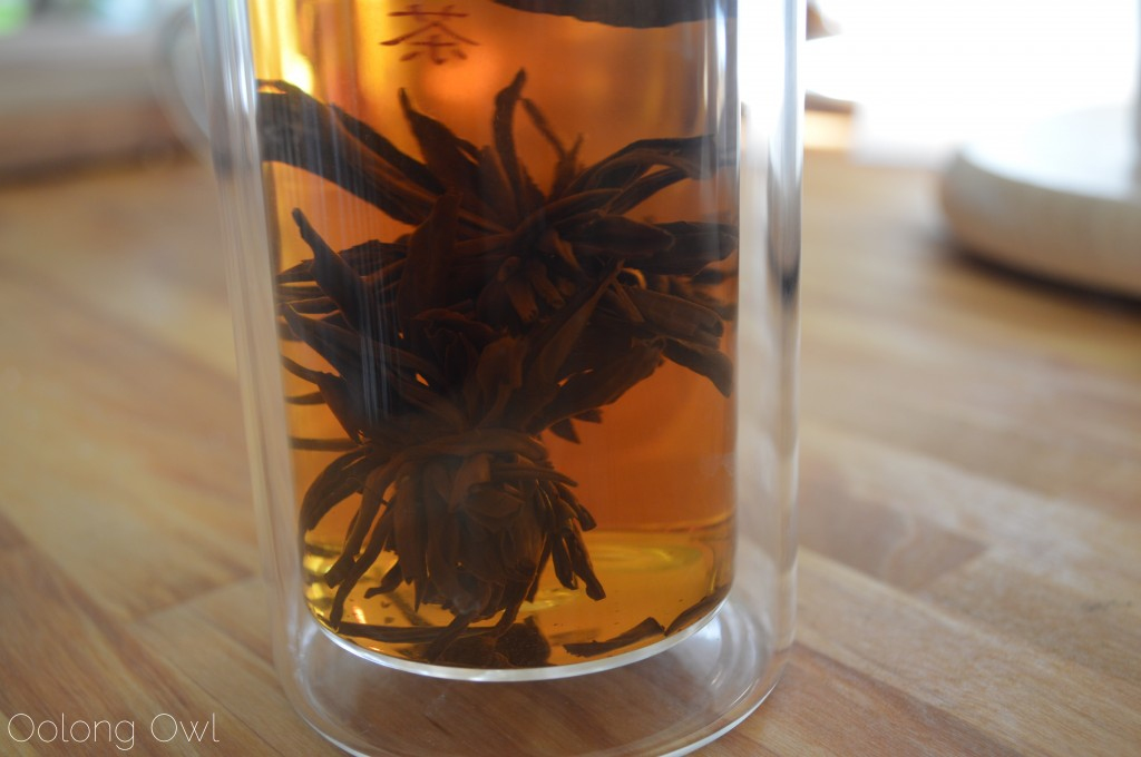 Flowering Cones Black Tea from mandala tea - Oolong Owl Tea Review (11)