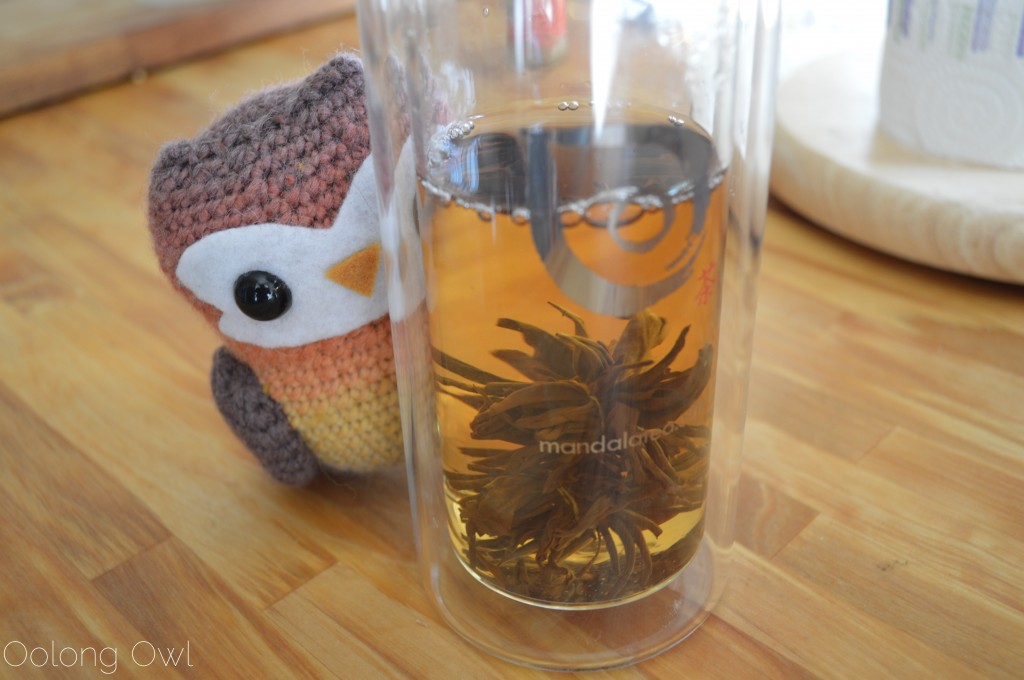 Flowering Cones Black Tea from mandala tea - Oolong Owl Tea Review (14)