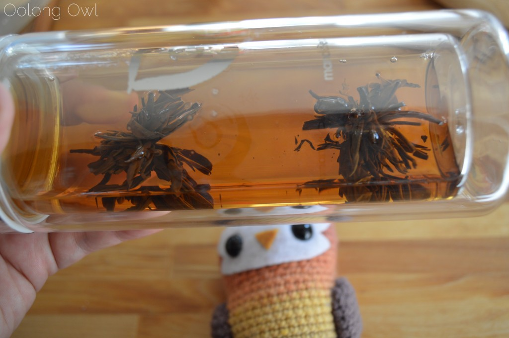 Flowering Cones Black Tea from mandala tea - Oolong Owl Tea Review (16)