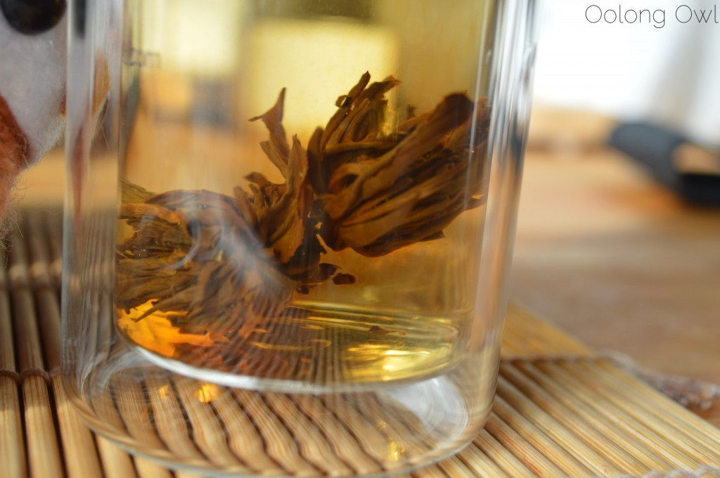 Flowering Cones Black Tea from mandala tea - Oolong Owl Tea Review (6)