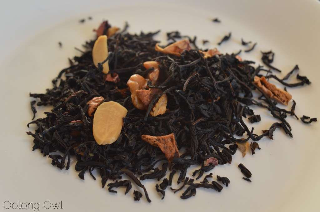 Nutty Love Black Tea from Steep City Teas - Oolong Owl Tea Review (2)