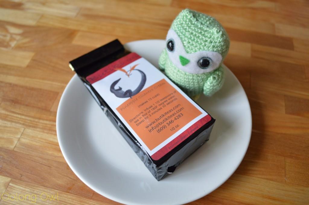 Pineapple Cilantro Cream White Tea from Butiki Teas - Oolong Owl Tea Review (1)