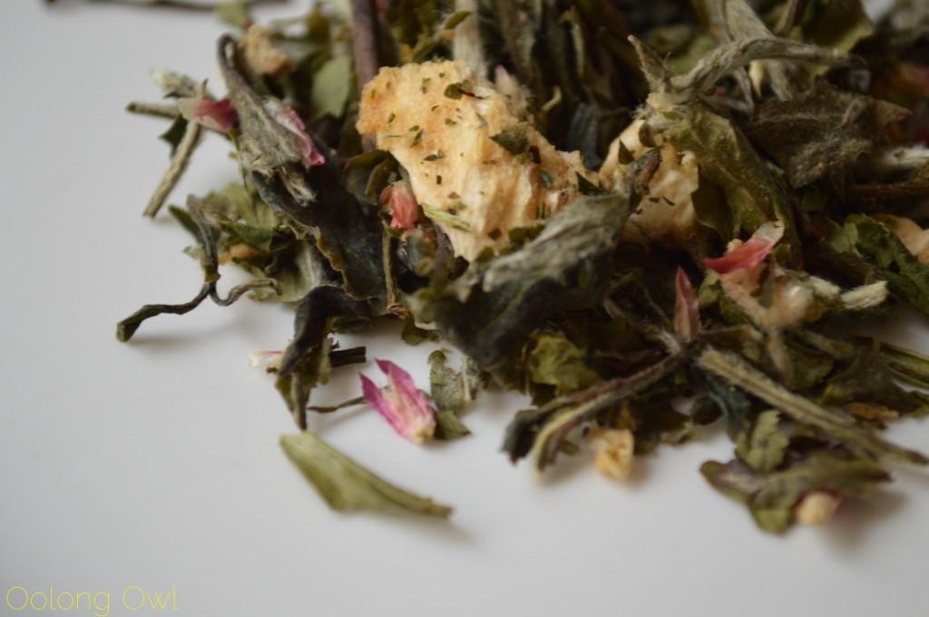 Pineapple Cilantro Cream White Tea from Butiki Teas - Oolong Owl Tea Review (3)