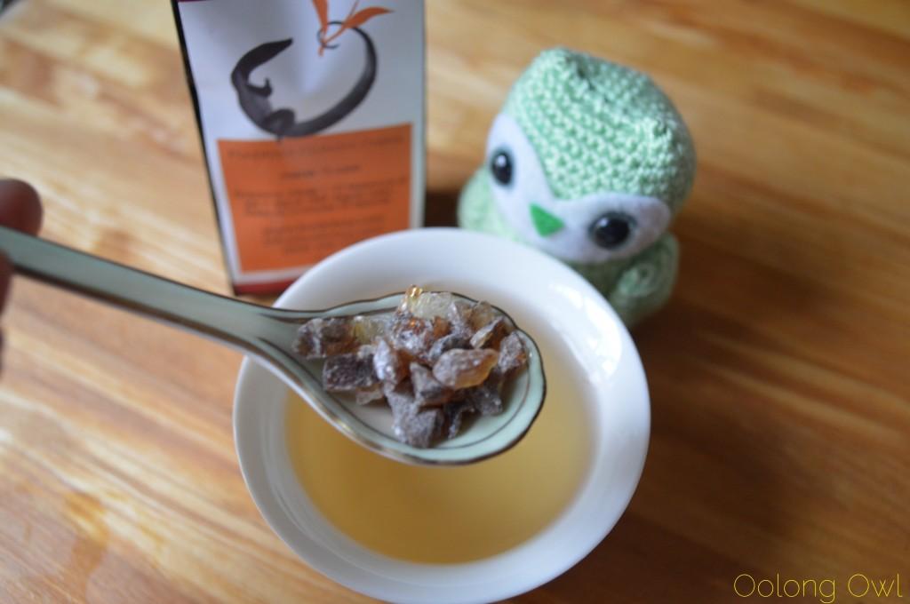 Pineapple Cilantro Cream White Tea from Butiki Teas - Oolong Owl Tea Review (5)