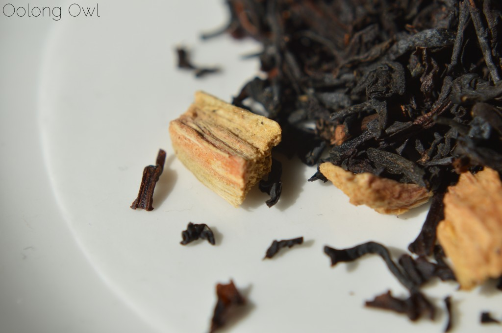 Rhubarb and Cream Black Tea from Whittard of Chelsea - Oolong Owl Tea Review (3)
