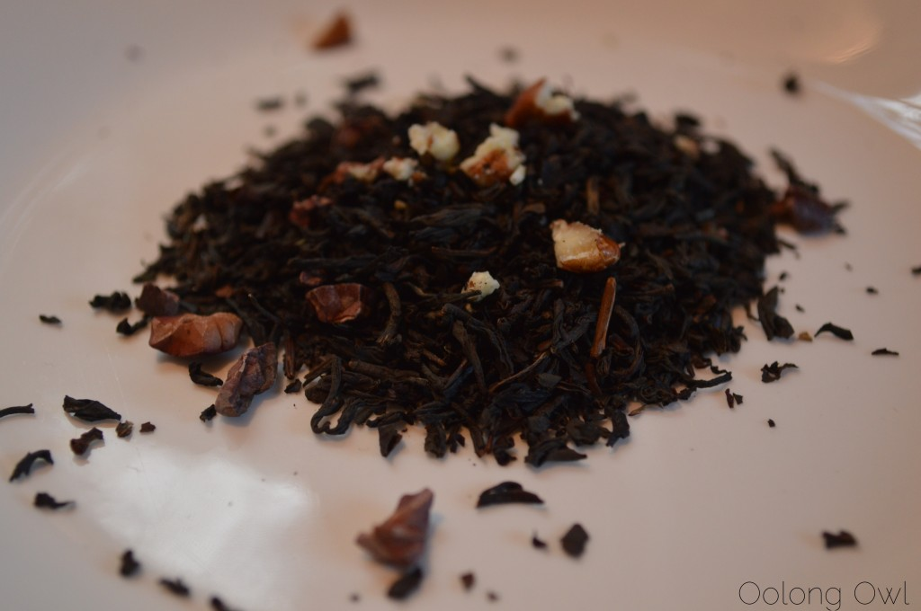 Turtle Cheesecake Black Tea from 52 Teas Zoomdweebies - Oolong Owl Tea Review (4)