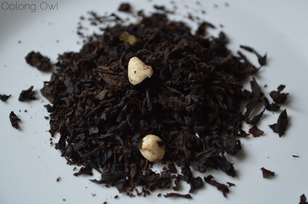 Cocoa Creme Black tea from Simple Loose Leaf - Oolong Owl Tea Review (2)
