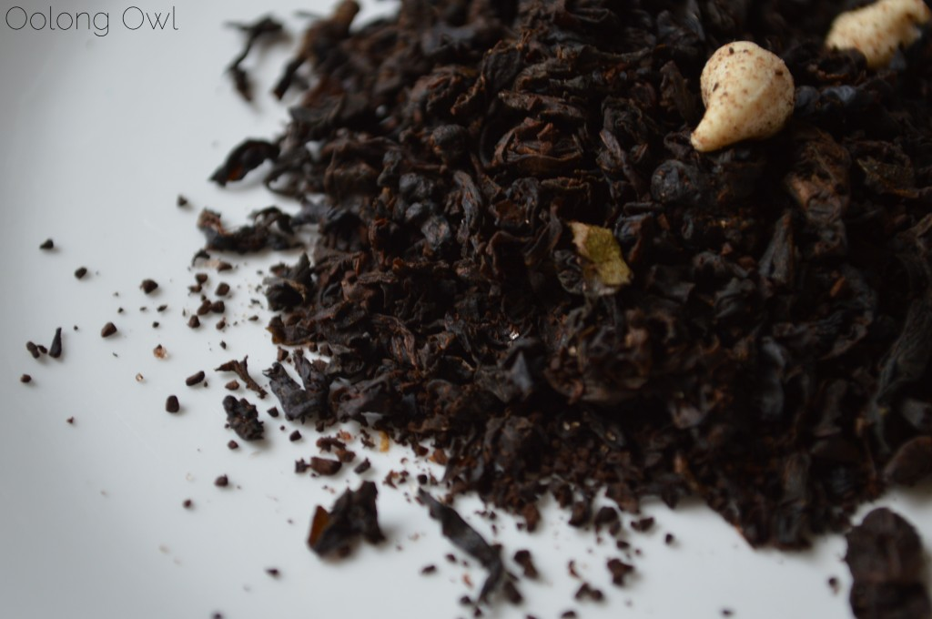 Cocoa Creme Black tea from Simple Loose Leaf - Oolong Owl Tea Review (3)