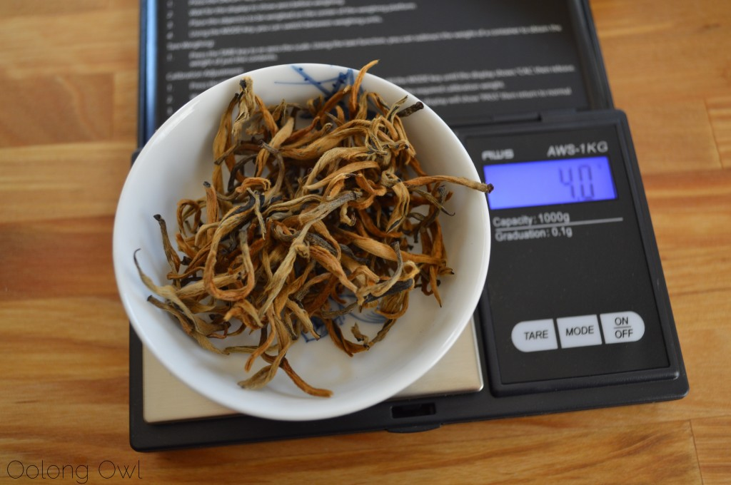 Golden Fleece from Verdant Tea - Oolong Owl Tea Review (2)