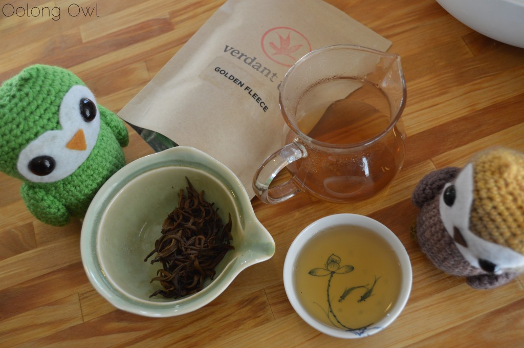 Golden Fleece from Verdant Tea - Oolong Owl Tea Review (6)