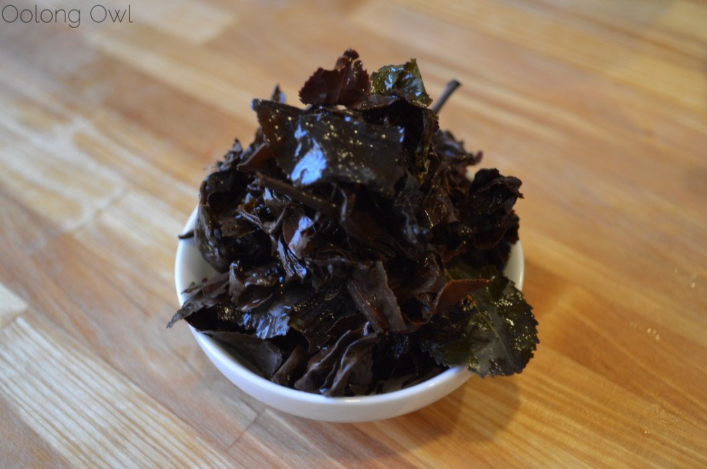 Organic GABA Oolong from Taiwan Tea Crafts - Oolong Owl Tea review (16)
