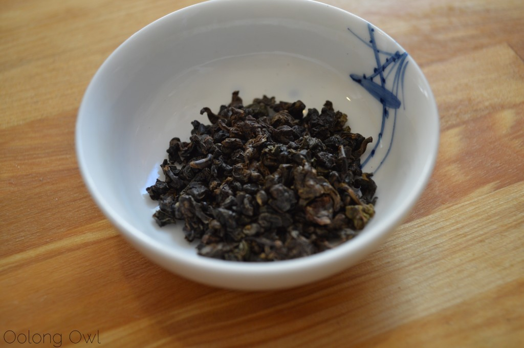 Organic GABA Oolong from Taiwan Tea Crafts - Oolong Owl Tea review (4)