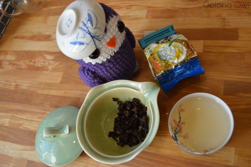 Organic GABA Oolong from Taiwan Tea Crafts - Oolong Owl Tea review (6)