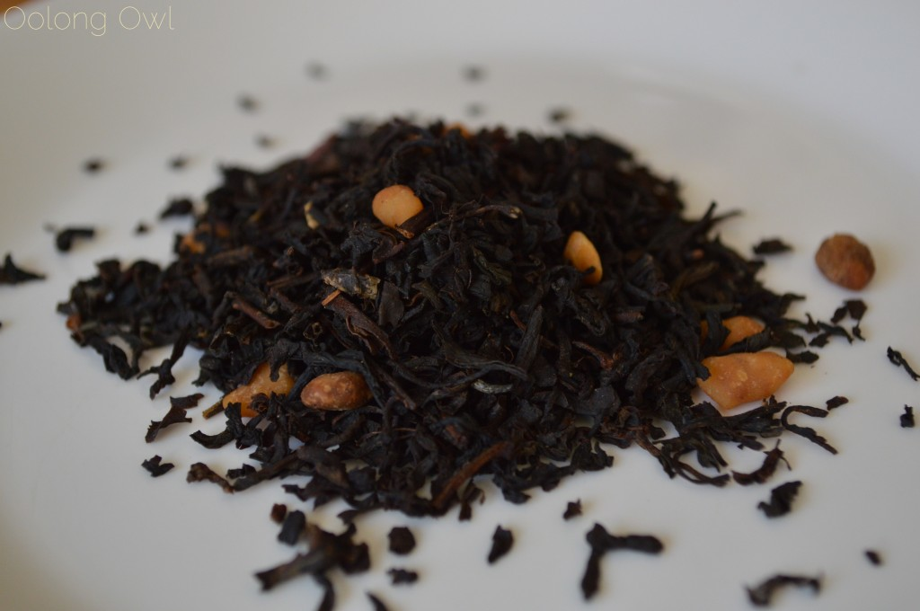 Sticky Toffee Black Tea from Whittard of Chelsea - Oolong Owl Tea Review (3)