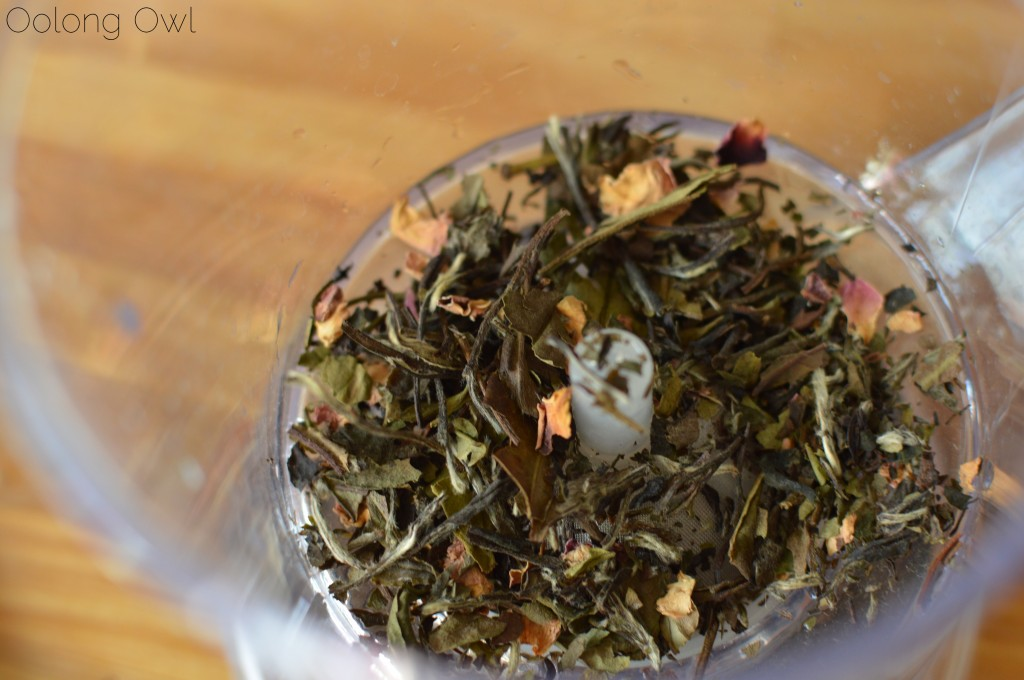 Fleury doux champagne tea from art of tea - oolong owl tea review (2)