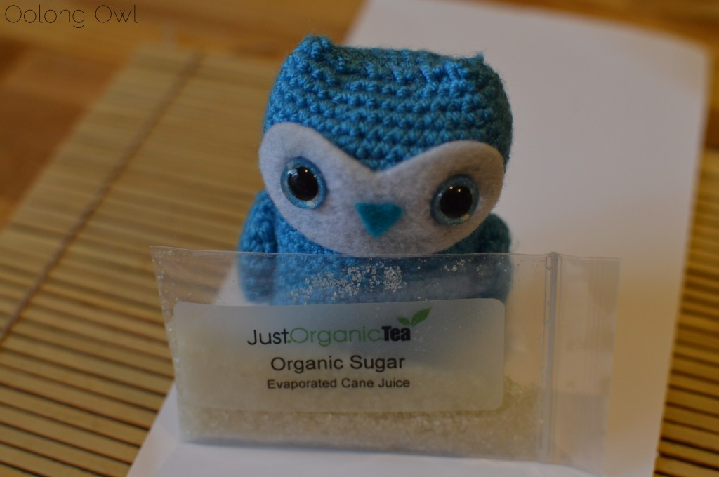 Just organic tea - Oolong Owl tea review (2)
