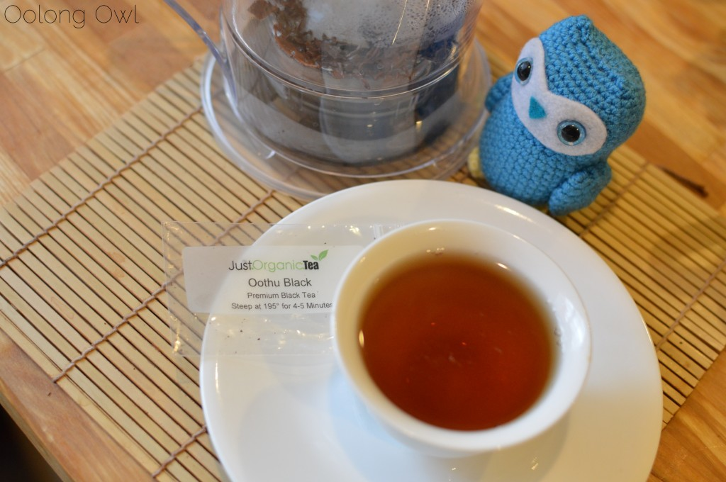 Just organic tea - Oolong Owl tea review (3)