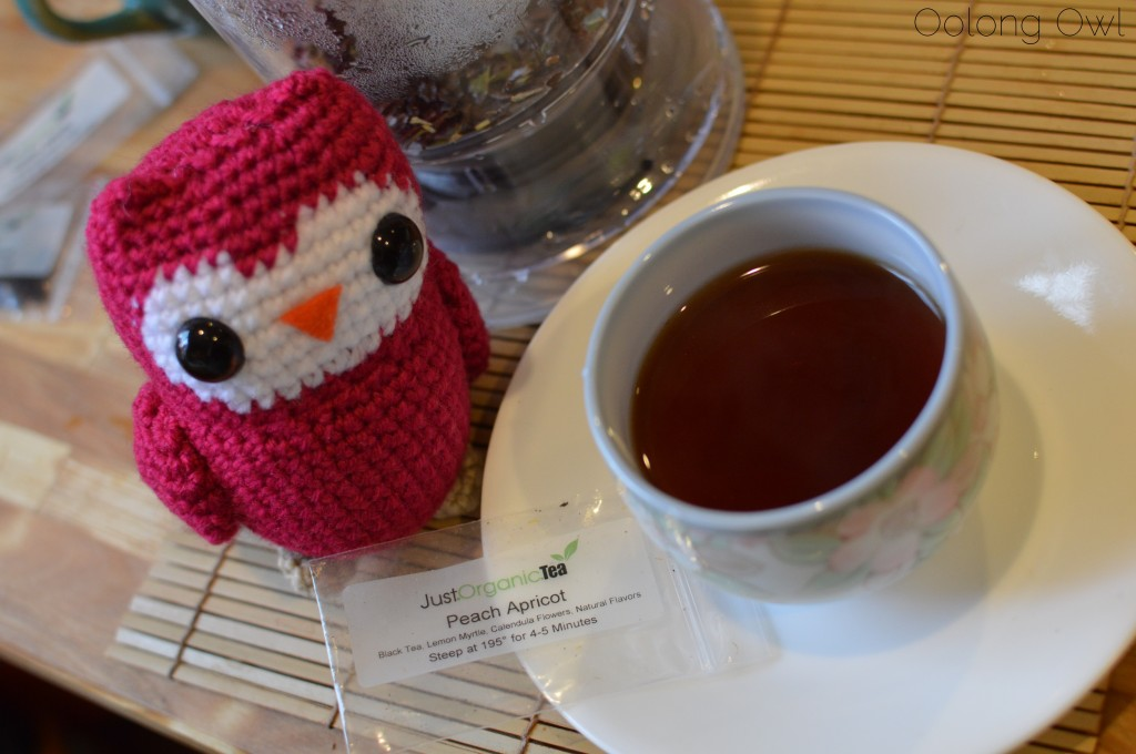 Just organic tea - Oolong Owl tea review (4)