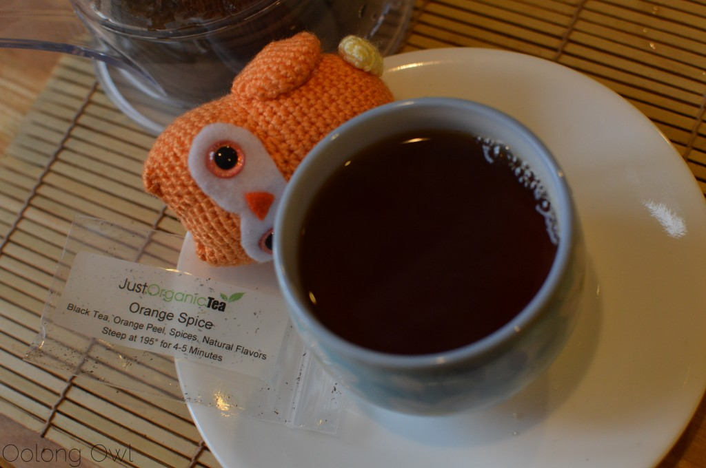 Just organic tea - Oolong Owl tea review (6)