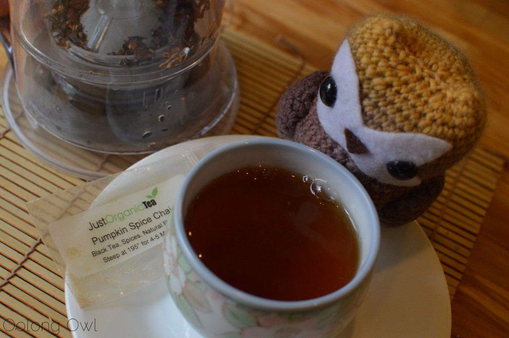 Just organic tea - Oolong Owl tea review (8)