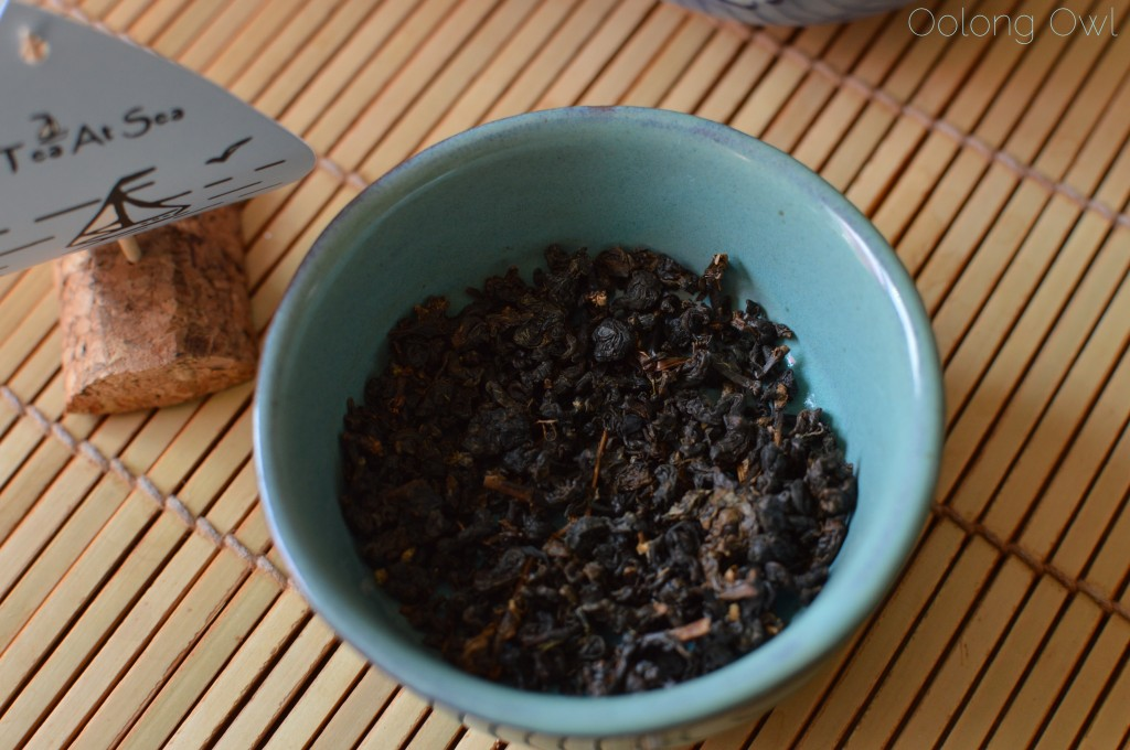 Mountain Organic Indonesian Black from Tea at Sea - Oolong Owl Tea Review (6)