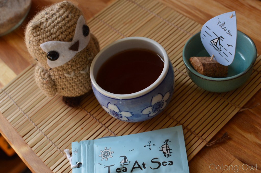 Mountain Organic Indonesian Black from Tea at Sea - Oolong Owl Tea Review (8)