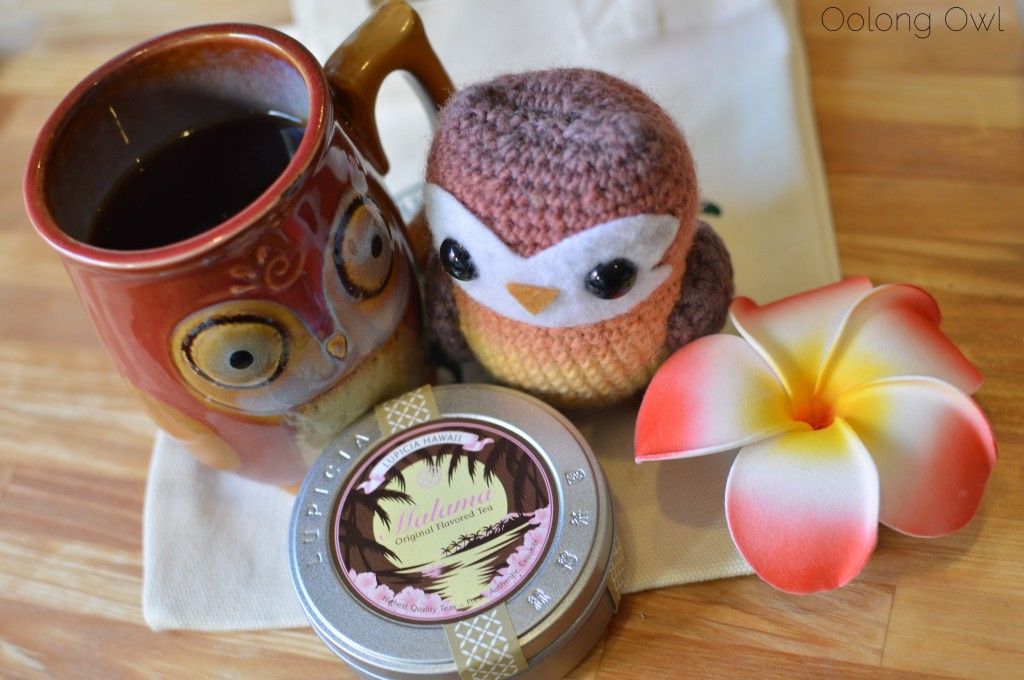 lupicia hawaii original tea blends collection - oolong owl tea review (11)
